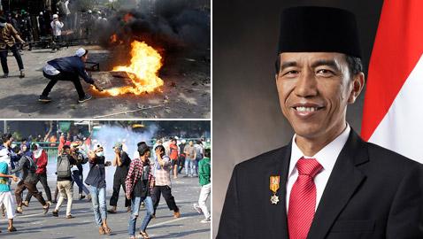 قتلى وجرحى بعد إعلان نتائج الانتخابات الرئاسية في جاكرتا الإندونيسية