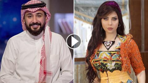 بالفيديو الفنانة شمس الكويتية تفضح طارق الحربي وسر انتقاده لها!!