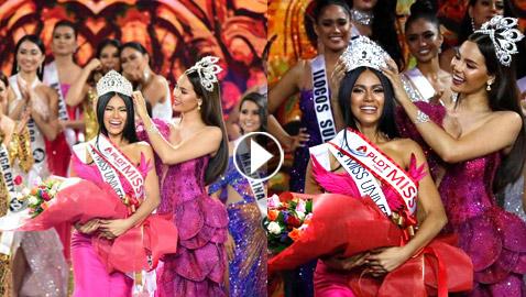 فيديو وصور ملكة جمال الفليبين الفلسطينية الأصل تؤدي رقصة شرقية وتبهر الجميع