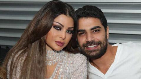 مدير أعمال هيفاء وهبي يمنع ابنتها من رؤيتها ويشتم إعلامي لبناني!