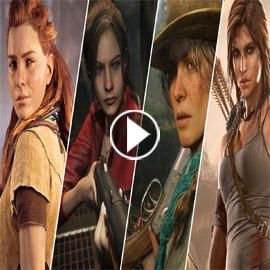 بالفيديو.. شخصيات النساء في الألعاب الإلكترونية مثيرة أم قوية؟