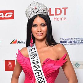 ملكة جمال الفلبين فلسطينية الأصل ستبحث عن والدها الذي لا تعلم عنه شيئا!