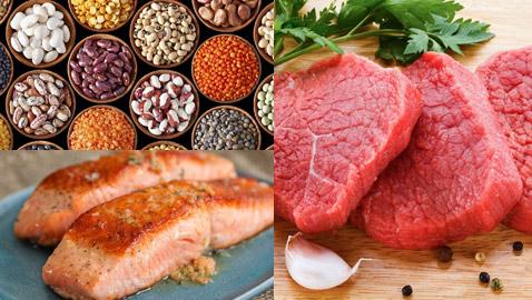 استبدل اللحم الأحمر بالدجاج والسمك والحبوب للحد من خطر الموت المبكر!