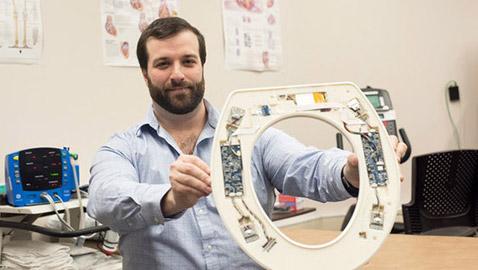 ابتكار غريب.. كرسي مرحاض يكشف الأمراض القلبية