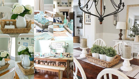 بالصور: 10 أفكار رائعة لطاولة عشاء رومانسية