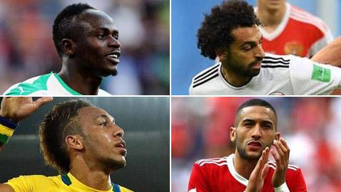 أغلى 10 لاعبين وأعلاهم قيمة في بطولة أمم أفريقيا 2019