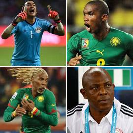 أرقام قياسية مصرية في نهائيات كأس الأمم الأفريقية 2019