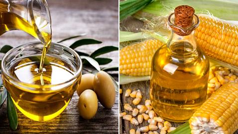 أيهما أفضل للطهي: زيت الذرة أم زيت الزيتون؟