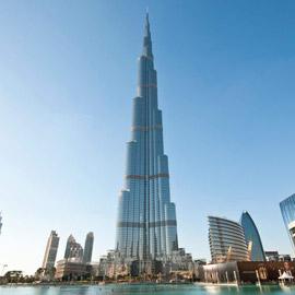 برج خليفة.. لن تصدق تكلفة الإعلانات على واجهة أعلى برج بالعالم!