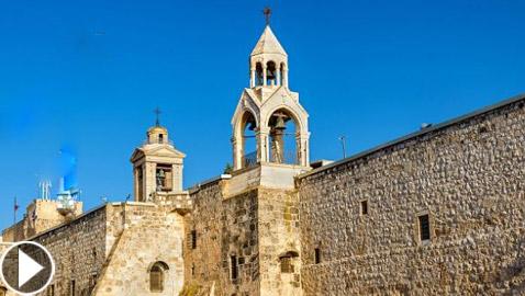 كنيسة المهد.. جولة في أهم وأقدم كنائس الأراضي الفلسطينية والعالم