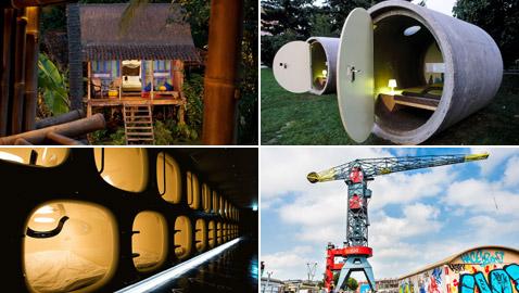 بالصور: إليكم أغرب 9 فنادق غير عادية في العالم لتجربة فريدة ممتعة