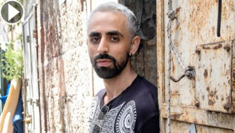 المغني الفلسطيني بشار مراد يتجاوز الحدود في موسيقاه بسبب المثلية والتنوع