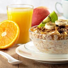 اليكم أفضل 10 أطعمة لوجبة الفطور..