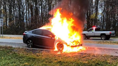اتبع هذه النصائح لحماية سيارتك في موسم الحرائق