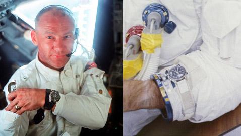 بالصور: هذه هي ساعة رواد الفضاء.. منذ أول رحلة فضائيّة وحتى اليوم