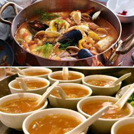 بالصور: أشهر وأغلى أنواع الحساء في العالم.. هل تريد تجربتهم؟