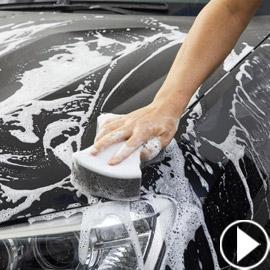 بالفيديو: إليكم أبرز 5 خرافات عن وسائل تنظيف السيارة