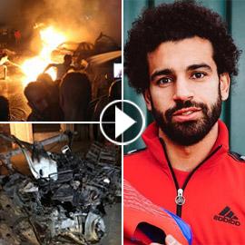 محمد صلاح يتبرع بـ3 مليون دولار لترميم معهد الأورام بعد الانفجار!