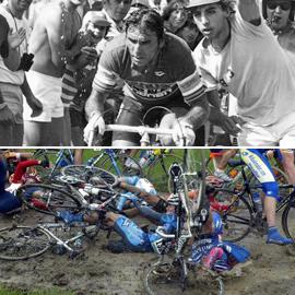 بالصور: درَّاجون فقدوا حياتهم في حوادث السباقات