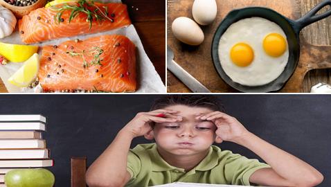 أغذية تساعد على زيادة التركيز لدى الأطفال
