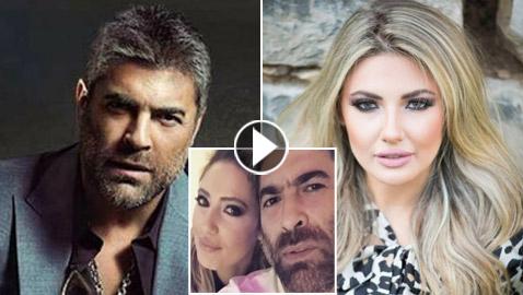 وائل كفوري يخرج عن صمته ويتحدث عن ازمته مع طليقته انجيلا بشارة.. شاهد ماذا قال!