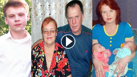 صبي يقتل عائلته بالكامل باستخدام الفأس شفقة بهم وغيرة من شقيقيه