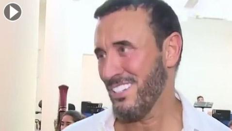 شاهدوا كيف رد كاظم الساهر على خبر إنفصاله عن خطيبته!
