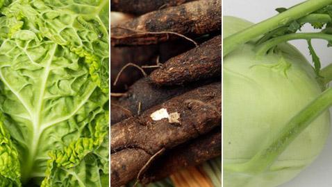 صور: 8 أنواع من الخضروات في أسواق ألمانيا قد لا تتعرف عليها!