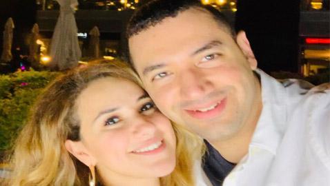 شيري عادل تعلن انفصالها رسميا عن زوجها الداعية معز مسعود