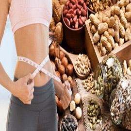 المكسرات وإنقاص الوزن.. الحقيقة الأكيدة