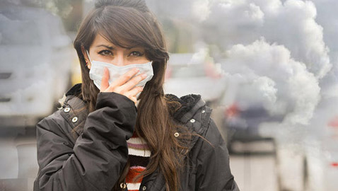 تلوث الهواء في المدن يعادل تدخين علبة سجائر يومياً لمدة 29 عاماً