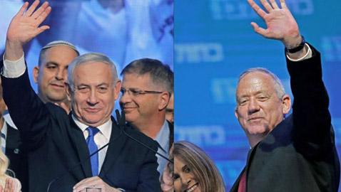 لماذا طرح نتانياهو فكرة التناوب؟ ولماذا رفضها غريمه؟