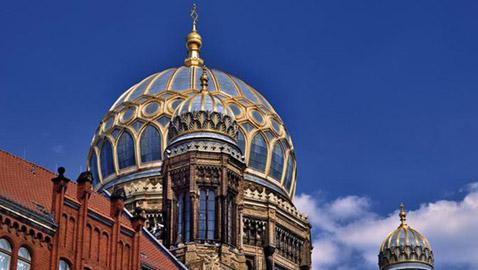 في صور.. الهجمات على الكنس اليهودية في ألمانيا
