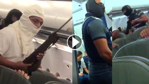 فيديو عن خطف طائرة دب رعبا باللبنانيين وفي معظم العالم