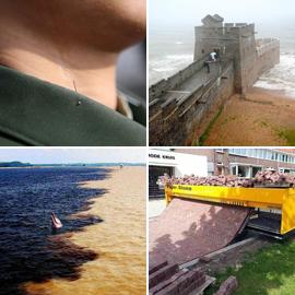 صور ساحرة تكشف عن بعض الأسرار حول العالم