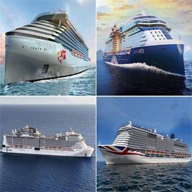 مجموعة من سفن الرحلات البحرية الجديدة الفاخرة ستبحر في 2020، تعرّفوا إليها!