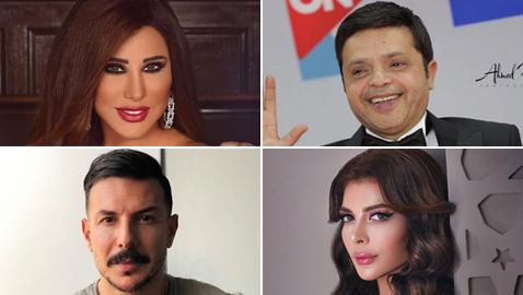صور: أرقام صادمة.. أعمار المشاهير العرب محمد هنيدي في الـ53