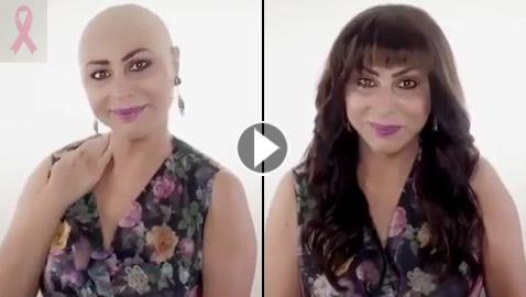 بالفيديو: زهرة الخرجي تصدم جمهورها بظهورها حليقة الرأس تماما!