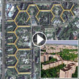 بالفيديو: تعرفوا على أطول مبنى سكني في العالم