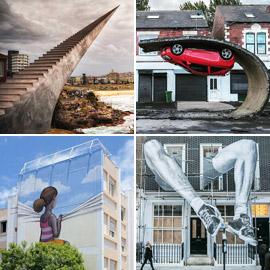 صور مذهلة خيالية.. عندما يتحول فن المعمار إلى إبداع بلا حدود!