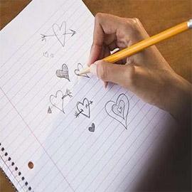 رسمك وخربشات قلمك تكشف الكثير عن شخصيتك ومزاجك
