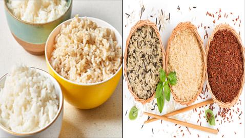 يقي من السمنة إذا تناولت النوع الصحيح.. فما هو أفضل أنواع الأرز؟