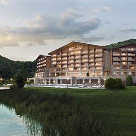 بهذا الفندق في أذربيجان.. اشعر بالبرد حتى عظامك من خلال هذا العلاج الفريد من نوعه