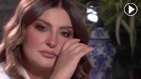 بالفيديو: شذى حسون تنهار بالبكاء على الهواء .. ما السبب ؟