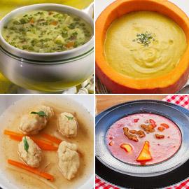 من ألمانيا.. إليكم أنواع مميزة من الحساء تمنح الدفء في الشتاء