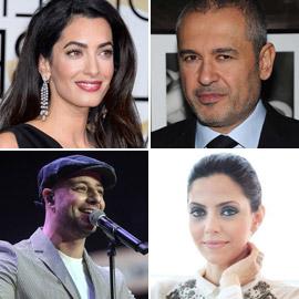 10 شخصيات لبنانية معروفة ومشاهير في العالم يتركون بصمة أينما ذهبوا