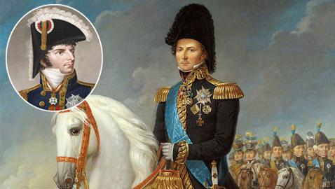 كيف حصل جندي على ترقية وأصبح ملك السويد والنرويج؟