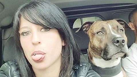 ذهبت للتنزه مع كلبها.. فقتلتها مجموعة من كلاب الصيد في فرنسا!