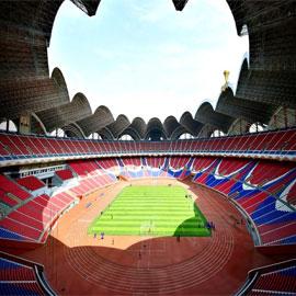 صور: أين يقع أكبر ملعب كرة قدم في العالم ومن يزوره؟