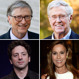 تعرفوا إلى أغنى أغنياء العالم لعام 2019.. كم تبلغ ثرواتهم الهائلة؟